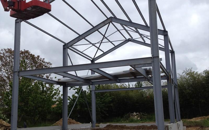 charpente plancher serrurerie proacier constructions m talliques charpente m tallique. Black Bedroom Furniture Sets. Home Design Ideas